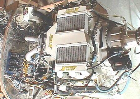 EG33 Powered White Lightning