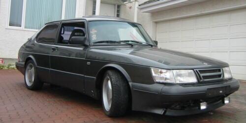 Saab 900 Spg Turbo. a 1988 Saab 900 Turbo SPG