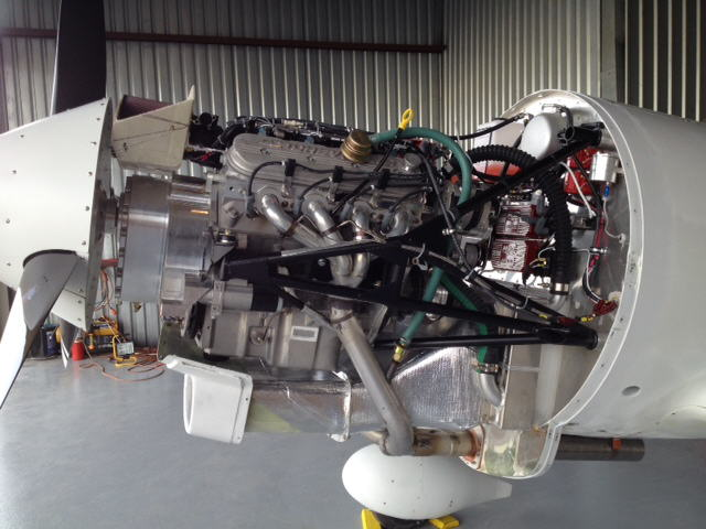 sds em 4 aircraft jeff ackland s ls v8 powered p85 is equipped an sds em 5 8d engine management system flying in kansas